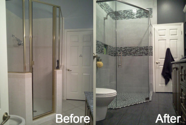Atlanta Ga Bathroom Shower Remodel We Do It All Contractor Renovation Atlanta Bath