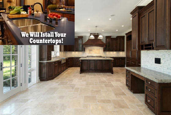 Columbia Sc Tile Contractors Kitchen