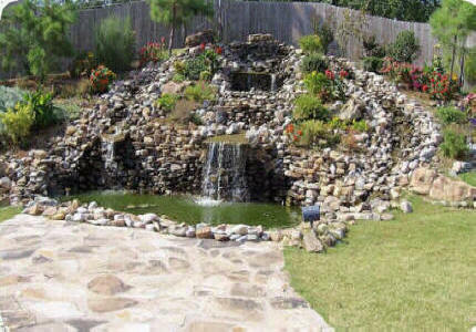 Rock hill fort mill sc pond builders we do it all low for Koi pond installation cost
