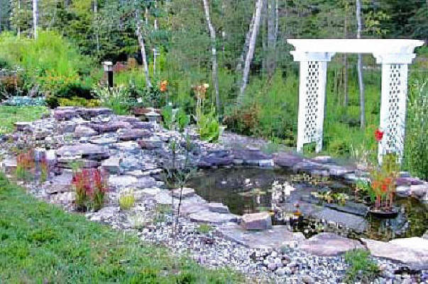 Charlotte Ponds - Design and Install - NC Ponds - Design and Install ...