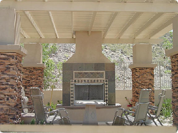 Custom Outdoor PATIO Kitchens BRICK AND STONE BARBEQUE