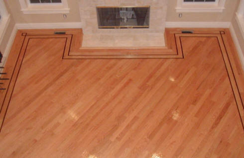 Charlotte nc flooring repair contractors install for Laminate flooring contractors
