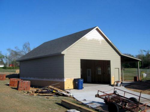 Garage contractors charlotte nc garage building for Garage building companies