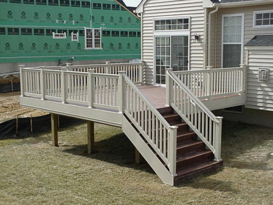 Kershaw lancaster sc deck builders we do it all for Evergrain decking cost