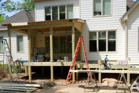 Columbia Sc Porch Amp Screen Room Builders 2019 Contractor