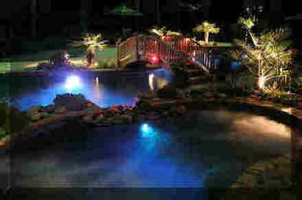 Charlotte Nc York County South Carolina Landscape Lighting