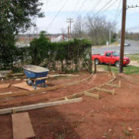 Charlotte Concrete Contractors Install Driveway Patio 2019