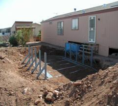 Charlotte Decks Affordable Repair Deck Steps Railing