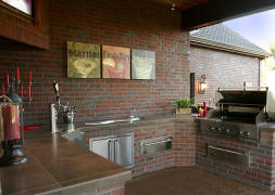 Cary raleigh durham nc custom outdoor kitchens builders Outdoor kitchen cost estimator